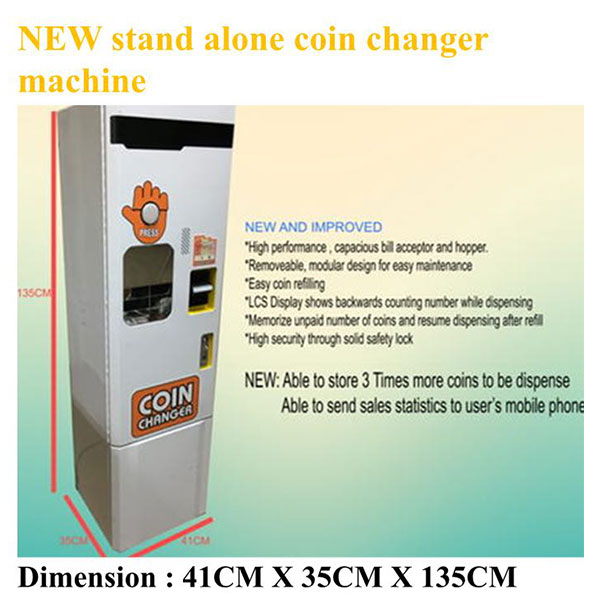 Coin Changer Machine